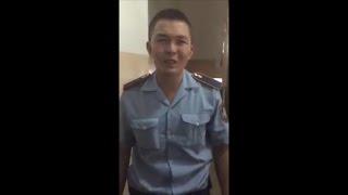 Неадекватный охранник в суде по делу Александра Кузнецова