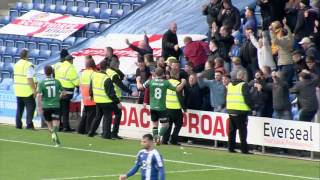 Chesterfield V Scunthorpe