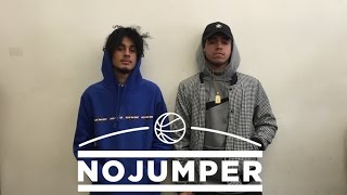 No Jumper - The Wifisfuneral Interview