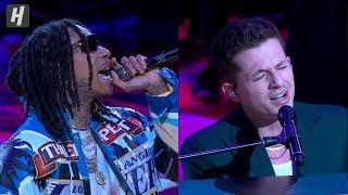 Wiz Khalifa & Charlie Puth - See You Again (Official Live Performance) Kobe Bryant Tribute