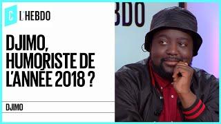 Djimo Humoriste De Lannée 2018 C Lhebdo 20012018