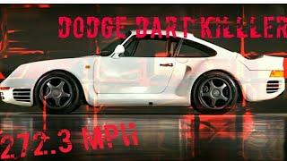 Forza horizon 3 - Dodge dart hemi killer??