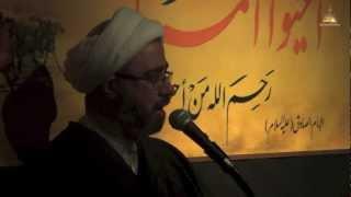 وفاة الزهراء (ع) ١٤٣٤ - الشيخ مصطفى الموسى