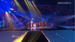 Buranovskiye Babushki - Party For Everybody - Russia - Grand Final - 2012 Eurovision Song Contest
