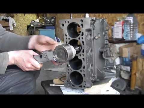 Сборка двигателя G4AJ 1.5л Митсубиси Лансер, Кольт, Хундай Пони