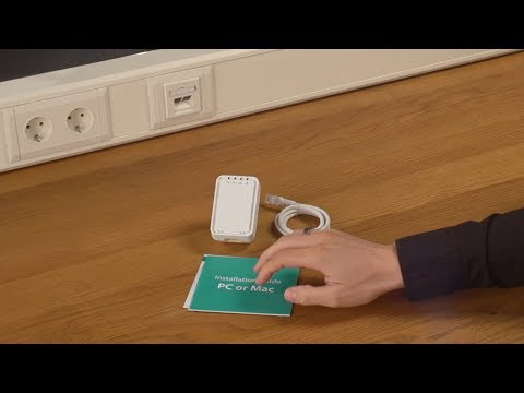 Unboxing & installation of Sitecom WLX-2006 Wi-Fi Range Extender N300
