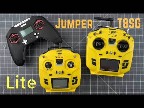 Jumper T8SG Lite Unboxing and Teardown