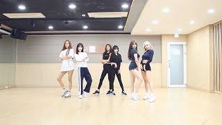 AOA - 빙글뱅글 (Bingle Bangle) Dance Practice (Mirrored)