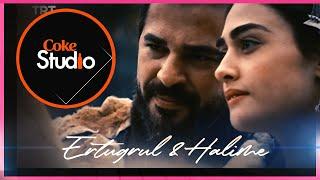 Ertugrul & Halime - Music Video - Tera Woh Pyar-(Nawazishein Karam) - Momina Mustehsan & Asim Azhar