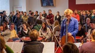 """""""ausflug"""" - ein Projekt des Ensemble Resonanz"""