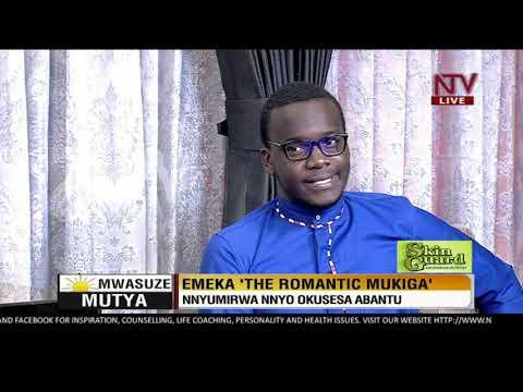 Mwasuze Mutya: Emboozi ya munnakatemba Emmeka 'The Romantic Mukiga'