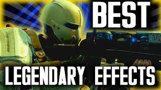 Fallout 4 - Top 7 Legendary Armor Effects