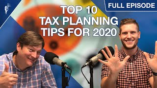 Top 10 Year-End Tax Planning Tips for 2020!