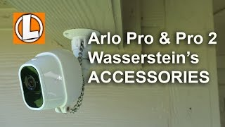 Arlo Pro and Pro 2 Accessories - Wasserstein A Cheaper Alternative