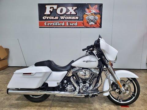 2016 Harley-Davidson Street Glide® in Sandusky, Ohio - Video 1