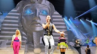 DJ BoBo - Love Is All Around (Mystorial LIVE DVD/Blu-Ray)