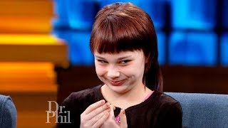 Kid Goes Full Psycho On Dr Phil To Get Her Way | Kholo.pk
