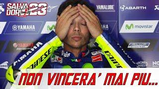 VALENTINO ROSSI WON'T WIN EVER AGAIN