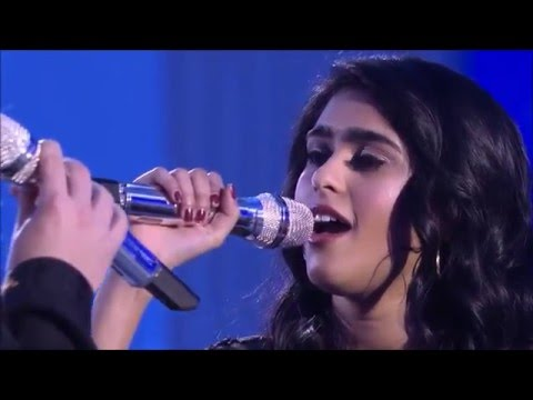 Sonika Vaid - Duet With Caleb Johnson - American Idol 2016 HD