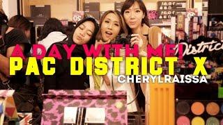 PAC District X Lauching + Dandan di coffeeshop | Cheryl Raissa