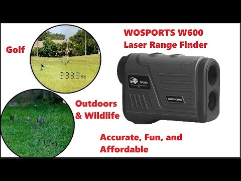 Low Cost Laser  Rangefinder for Golf and Outdoors
