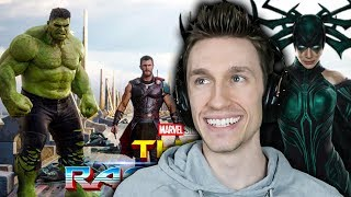 """THOR: RAGNAROK"" is Beautifully Frustrating (movie commentary)"