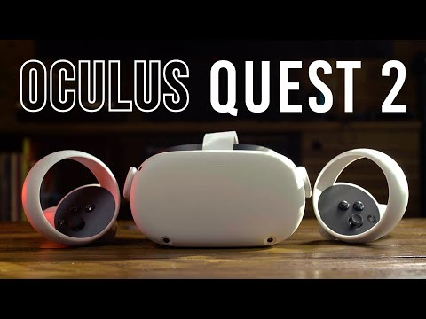 Oculus Quest 2 All-in-One VR Headset | Hands-on Review