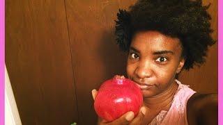 Pomegranate season is HERE!
