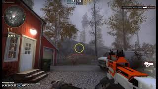 CS:GO захват заложника №3