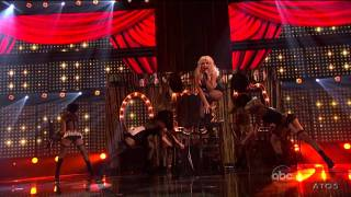 ATOS - Christina Aguilera - Express - American Music Awards Live HD 1080p
