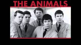 The Animals - Talkin' Bout You