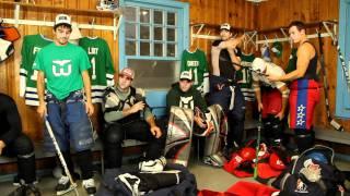 Bob Bissonnette   Mettre Du Tape Su' Ma Palette (vidéoclip Officiel)