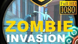 Zombie Invasion:Dead City Hd Game Review 1080P Official New+ Updated Games