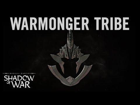 Warmonger Tribe revealed