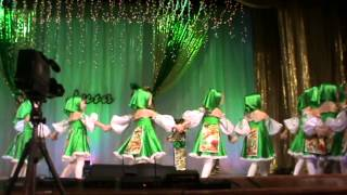 Танец Матрешки