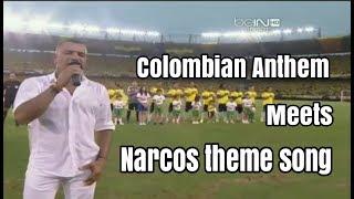 Colombian National Anthem Fifa meets Narcos Theme Song  MemeKaPunchnama