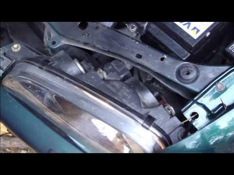 Toyota Corolla Diy How To Adjust Headlights