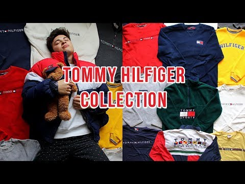 VINTAGE TOMMY HILFIGER COLLECTION