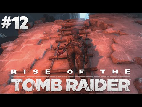 [GEJMR] Rise of the Tomb Raider - EP 12 - Zpět v Dolech
