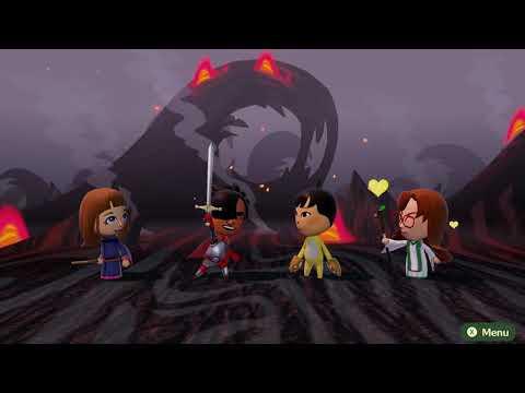 Видео № 0 из игры Miitopia [NSwitch]