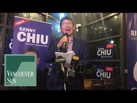 Conservative Chiu defeats Liberal incumbent in Steveston   Vancouver Sun