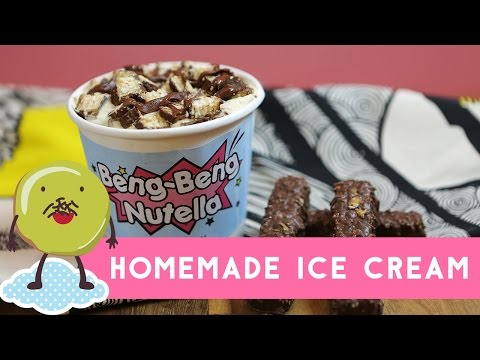 Video Resep Homemade Ice Cream