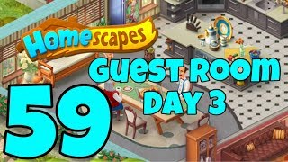 HOMESCAPES - Gameplay Walkthrough Part 59 - Robbie