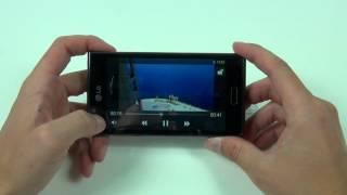 LG Optimus L7 Test - Deutsch (Full HD)