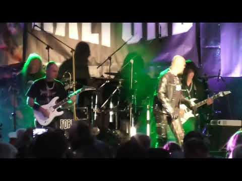 Halford Revival - Halford Revival - Slow Down (Live in Staré Město,U.H.) 2.9. 2017