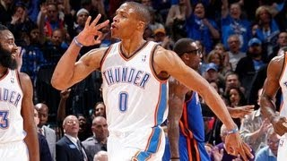 Russel Westbrook HD Career Mix - Bigger