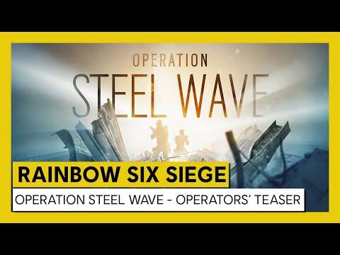 Operation Steel Wave - Operators' Teaser