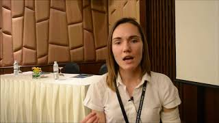 Ms. Anastasia Girshina at QQE Conference 2014 by GSTF Singapore