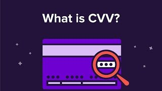 What is CVV?