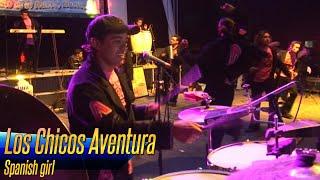 Los Chicos Aventura - Spanish girl